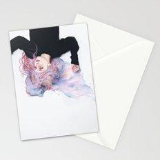 miss violence Stationery Cards