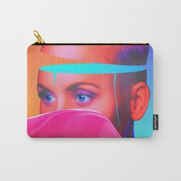 THE BRAIN OVERFLOW Carry-All Pouch