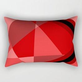 Hell boy Rectangular Pillow