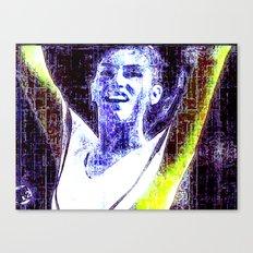 Victory Canvas Print
