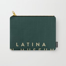A Latina in Museums (box) Carry-All Pouch