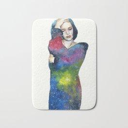 Galaxy in me Bath Mat