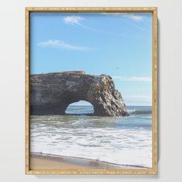 Santa Cruz Natural State Bridge Serving Tray