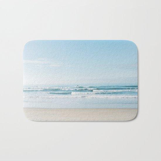 California Surfing Bath Mat