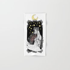 The Rabbits in the Moon Hand & Bath Towel