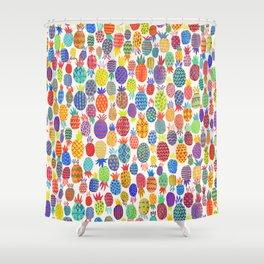 Piñas Shower Curtain