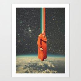 Spacecolor Art Print