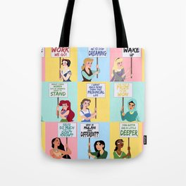 Protest Princesses All Tote Bag