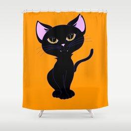 Jinx Shower Curtain