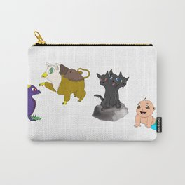 Mythical Babies Carry-All Pouch
