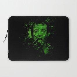 Splatter Venkman Laptop Sleeve