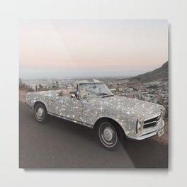 A Car Metal Print