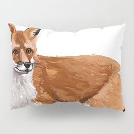 Fox Pillow Sham
