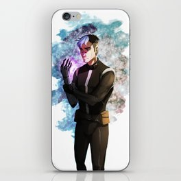 Space Dad iPhone Skin