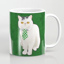 Dagoo (Green) Coffee Mug