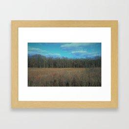 Field of Broken Dreams Framed Art Print