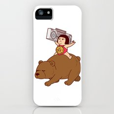 Boombox Kintaro -remake version- iPhone (5, 5s) Slim Case
