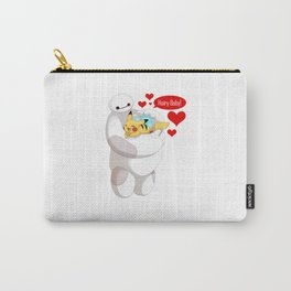 Hair baby pikachu.pokemon Carry-All Pouch
