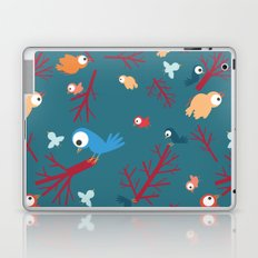 Birdie Branches Laptop & iPad Skin