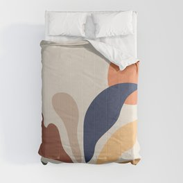 Matisse cutouts - Winter Cutoff Comforters