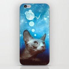 Night Dreamer iPhone & iPod Skin