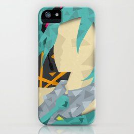 Miku Miku iPhone Case