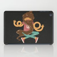 zen iPad Cases featuring Zen by carvalhostuff