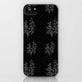 Miss Fall iPhone Case
