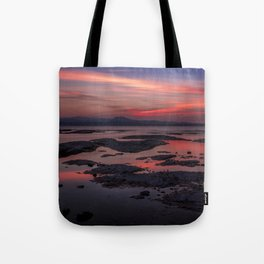 Garda Lake Tote Bag