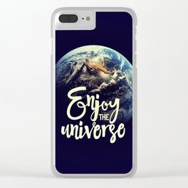 Enjoy Clear iPhone Case