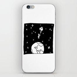 Down to Earth. iPhone Skin