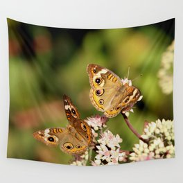 Butterfly Dance Wall Tapestry
