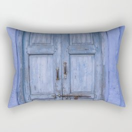 Doors Of India IV Rectangular Pillow