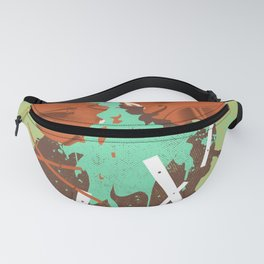 BUSTED MUSIC Fanny Pack