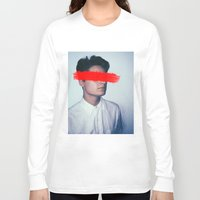 anonymous Long Sleeve T-shirts featuring Anonymous. by James Drysdale Photography
