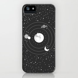 The Space Cat iPhone Case