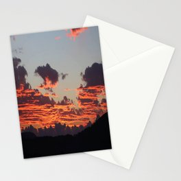 Aegean Sunset Stationery Cards