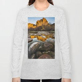 Rocky Reflection Long Sleeve T-shirt