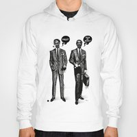 zombies Hoodies featuring HALLOWEEN ZOMBIES by kravic