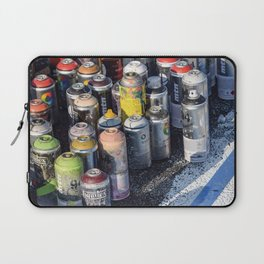 An Artist's Tools Laptop Sleeve