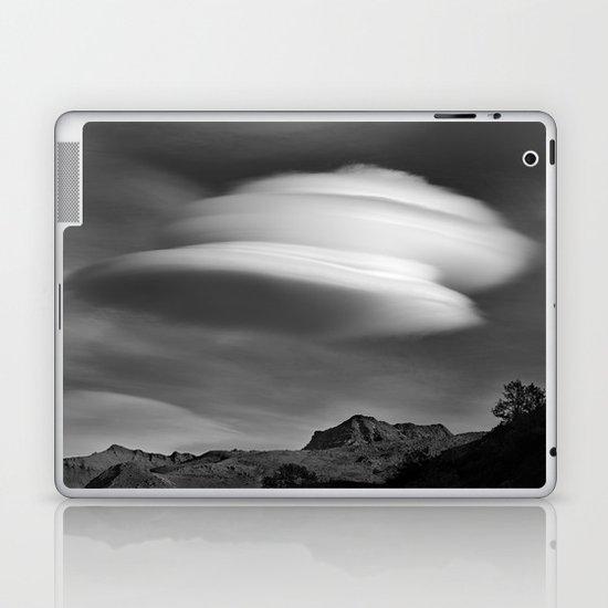 Lenticular Over Alcazaba 3315 Meters Laptop & iPad Skin