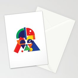 The Shape Side Stationery Cards