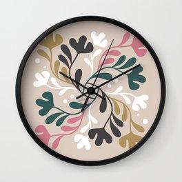 Nature0614 Wall Clock