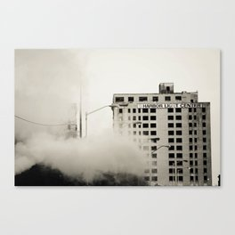 Hot Child In The City Canvas Print