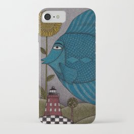 It's a Fish! iPhone Case