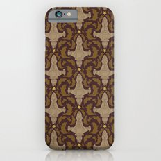 Leaf on the Wind Damask Slim Case iPhone 6s