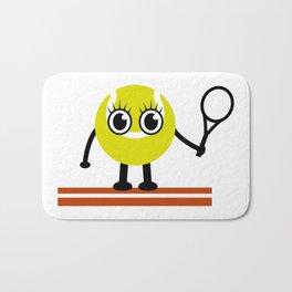 Tennis Bath Mat