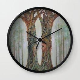 Harmonious Passions Wall Clock