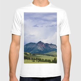Electric Peak Yellowstone T-shirt