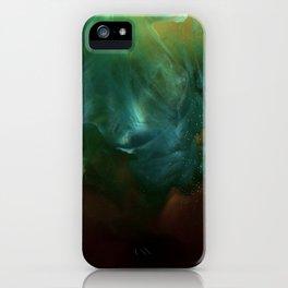 Wolf Head Nebula iPhone Case